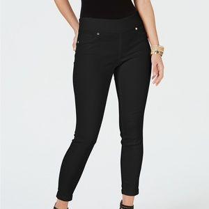Thalia Sodi Womens Skinny Jeggings Stretch Pull On
